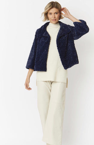 Jayley Luxury Faux Fur Jacket
