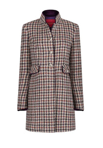 Savannah Houndstooth Coat by Welligogs