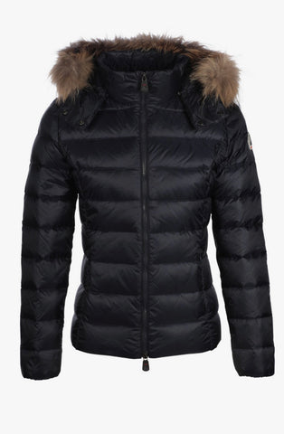 Luxe Down Jacket Woman Marine Luxe Grand Froid by Jott