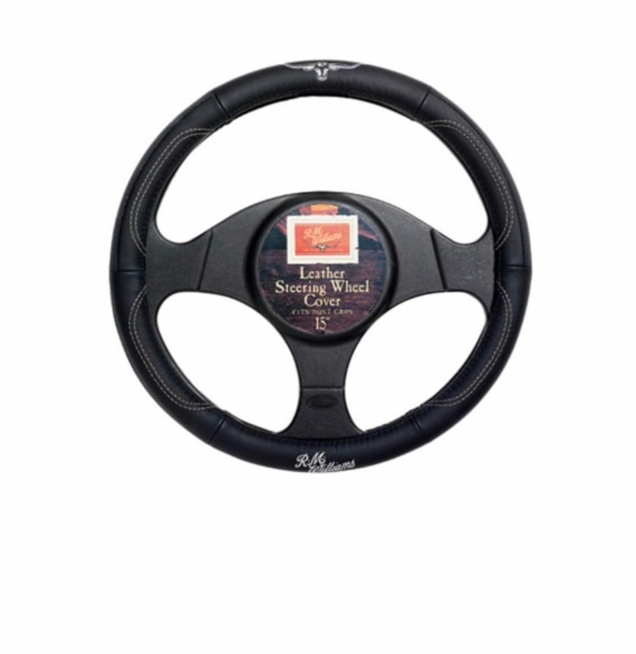 R.M.Williams Steering Wheel Cover