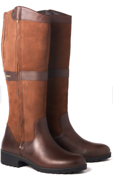 Dubarry Sligo Country Boot - Walnut