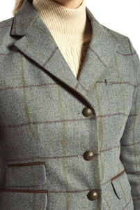 Dubarry Buttercup Tweed Jacket - Sorrel