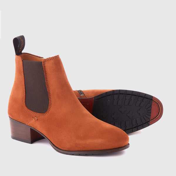 The Bray Ankle Boots In Camel
