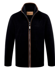 Cottesmore Fleece Jacket-Gunmetal