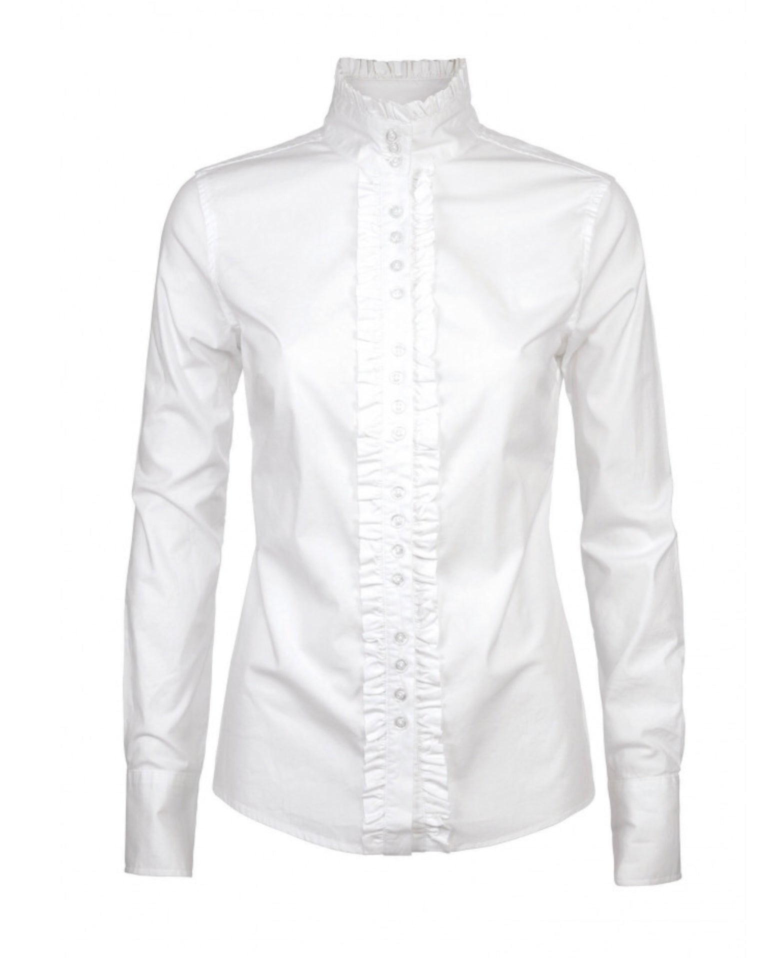 Dubarry Chamomile Ladies Country Shirt -White