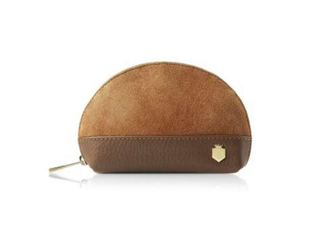 Fairfax & Favor Chiltern Coin Purse Tan