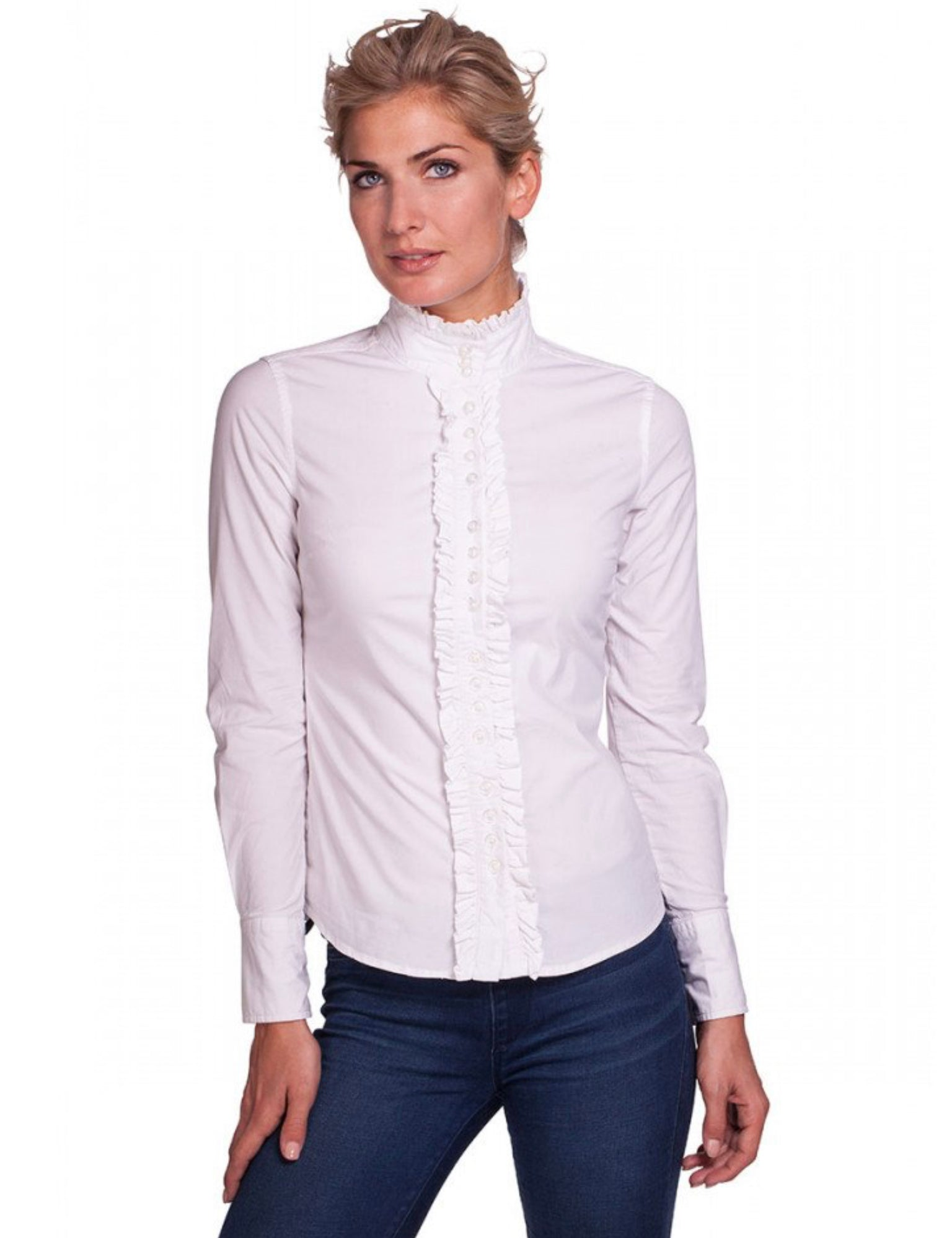 Dubarry Chamomile Ladies Country Shirt -Pink
