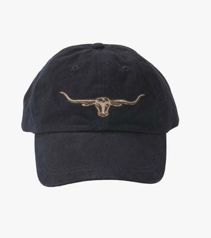 R.M.Williams Steers Longhorn Cap