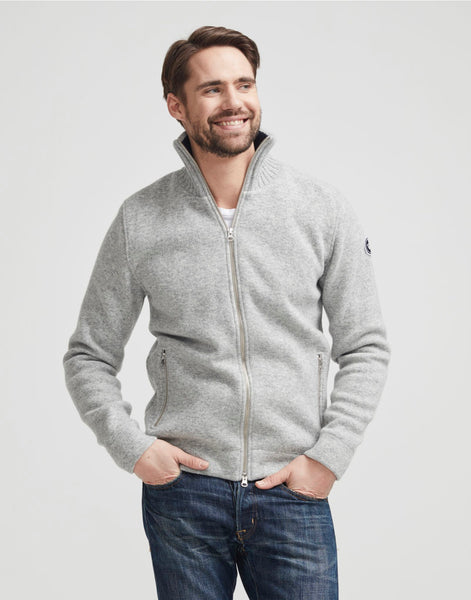 Men's Zip Windproof by Holebrook