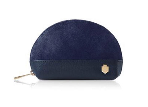 Fairfax & Favor Navy Chiltern Coin Purse