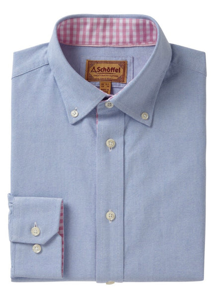 The Oxford Shirt by Schoffel