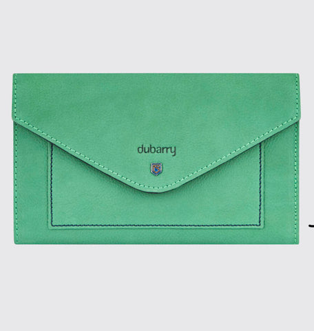 Dubarry Atholone Wallet - Kelly Green