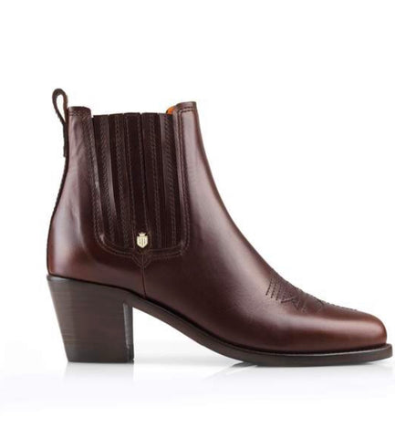 The Rockingham Ankle Boot