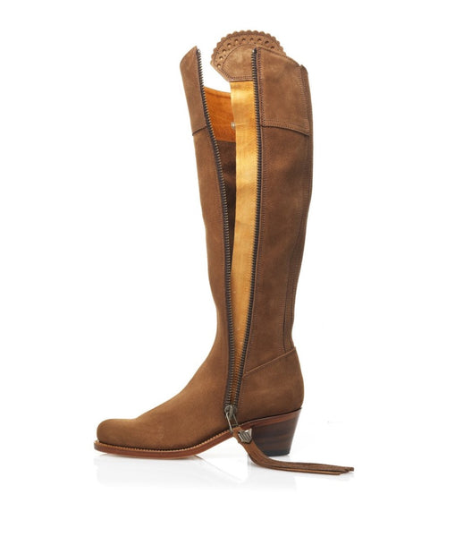 Fairfax & Favor Sporting Fit Heeled Regina - Tan