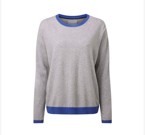 Jessica Merino Wool Jumper by Schoffel