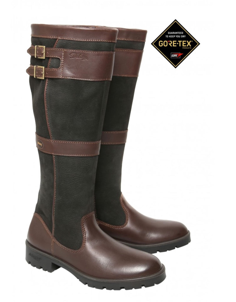 Dubarry Longford boot black brown