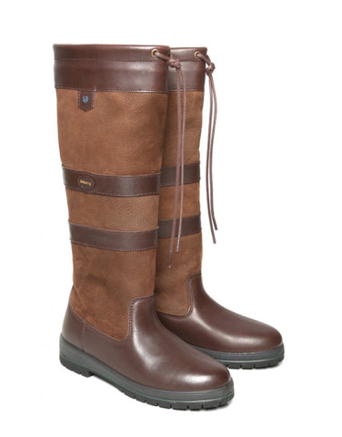 Dubarry Galway boot Ex Fit Walnut