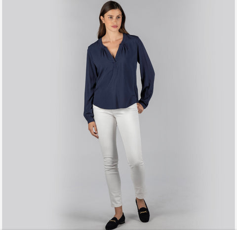 Chloe Blouse by Schoffel