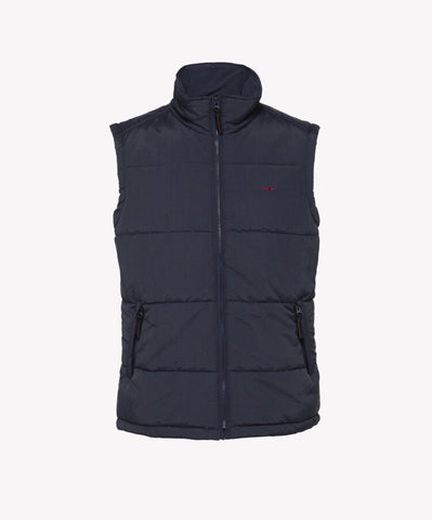 R.M.Williams Patterson Creek Gilet Navy