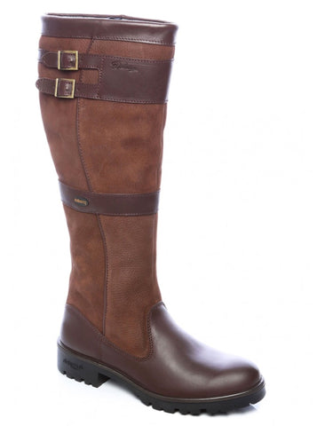 Dubarry Longford Walnut boots