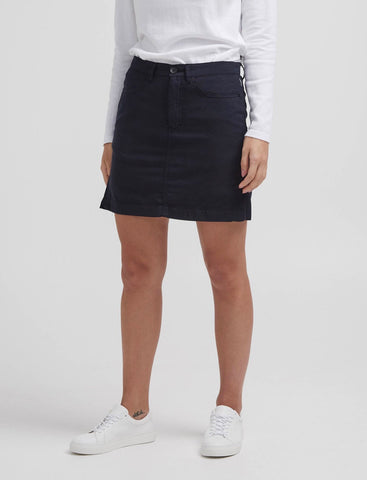 Holebrook Julie Skort Navy