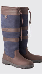 Dubarry Galway boot Ex Fit Navy Brown