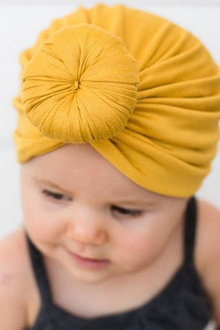 Baby Turban - Infant Head wrap