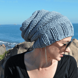 Men and Women's Slouchy Beanie- Beehive- 12 colours