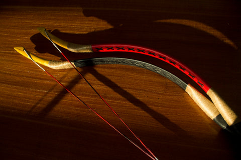 Recurve Chinese Bow