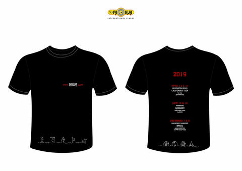 Open Classes T-Shirt 2019