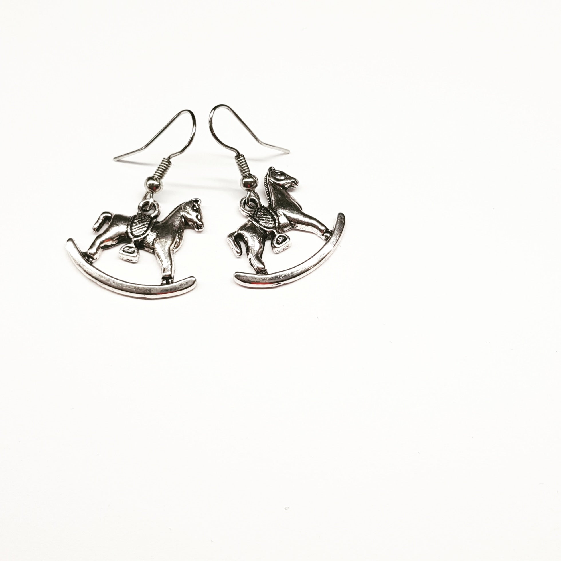 Rocking Horse earrings -  - GoldSnaffle