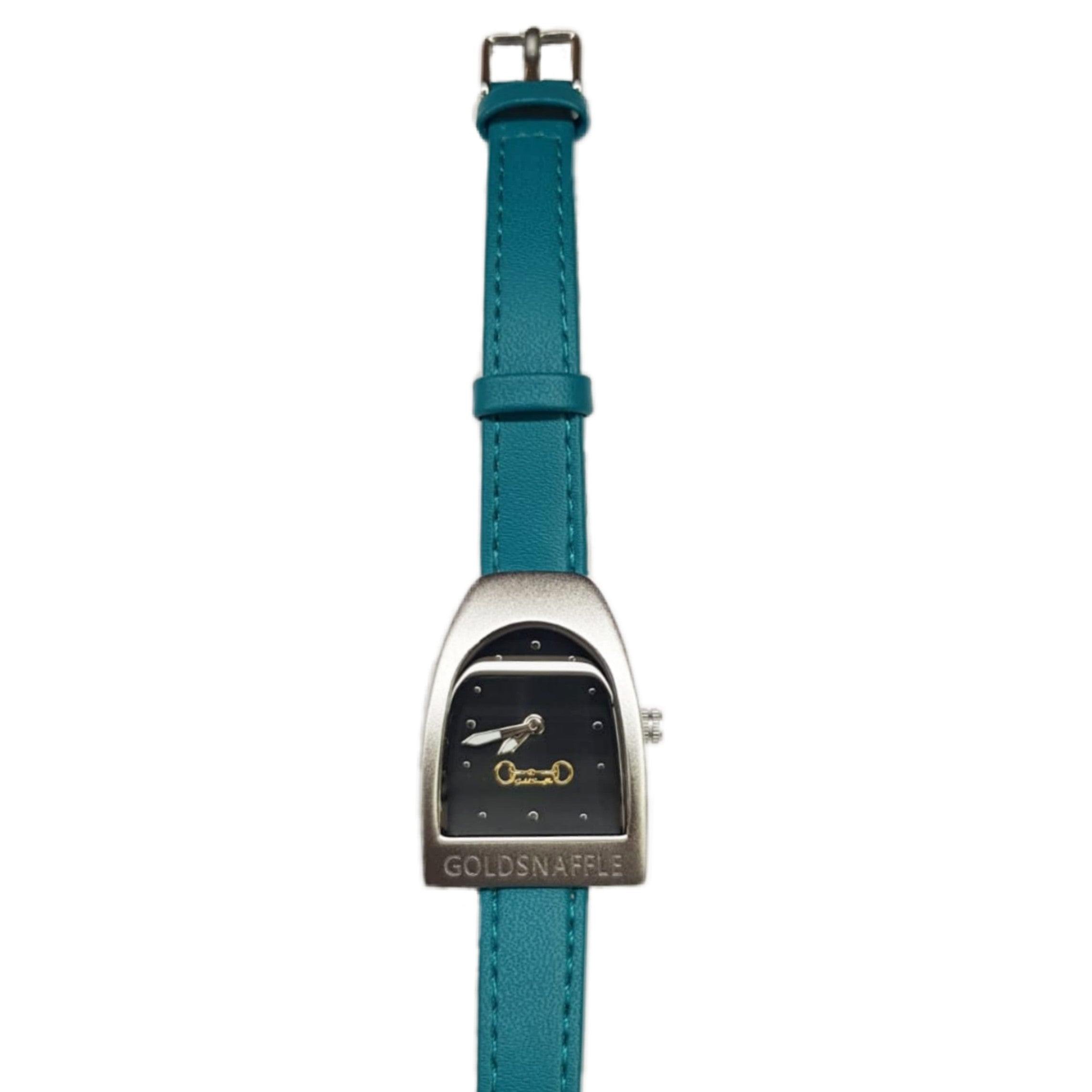 Stunning laser plated stirrup watches - watch - GoldSnaffle