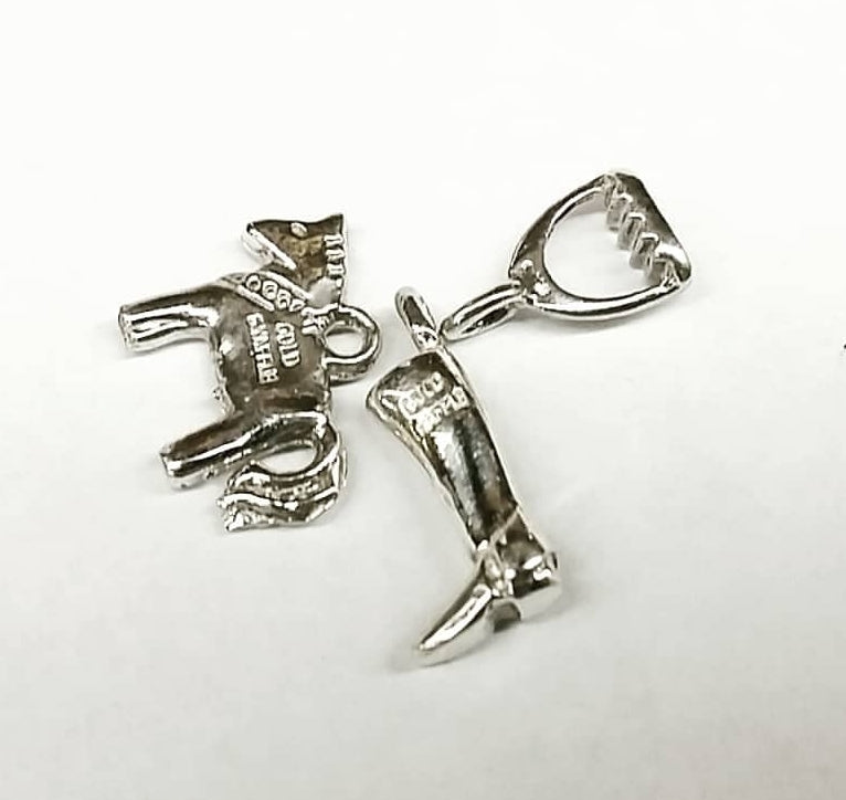 Equestrian charms