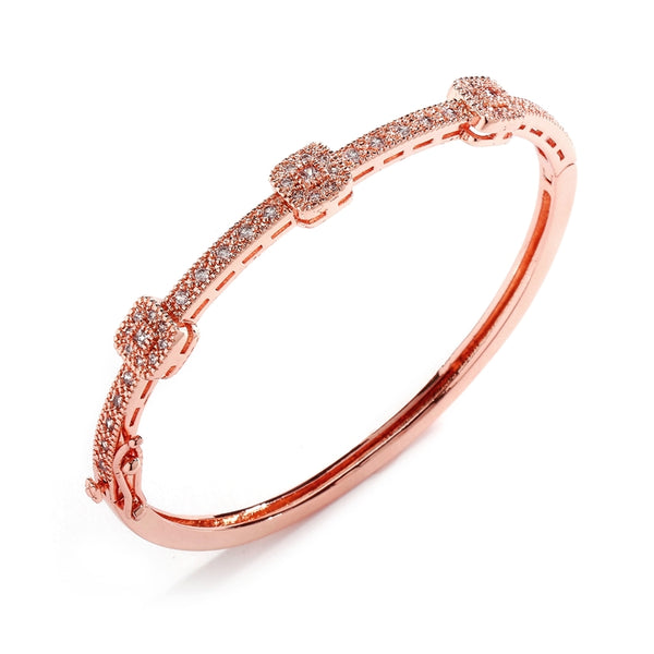 Vintage Rose Gold Bangle