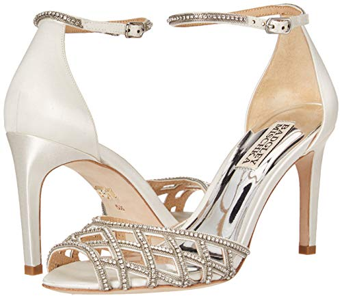 Badgley Mischka Rain Heeled Sandal