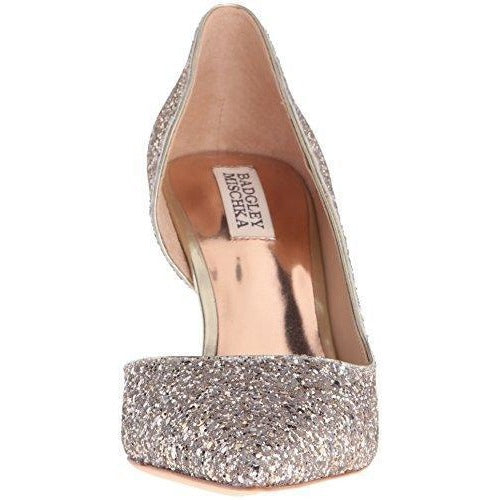 Bride Savvy LLC -Your Bride Box Badgley Mischka Daisy Dress Pump