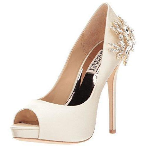 Bride Savvy LLC -Your Bride Box Badgley Mischka Marcia Pump