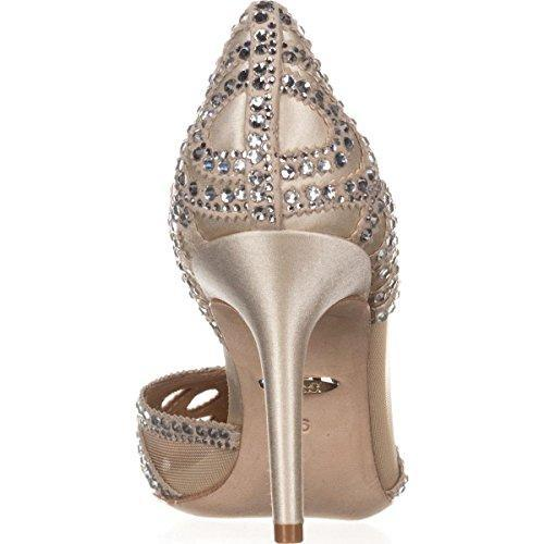 Bride Savvy LLC -Your Bride Box Badgley Mischka Marissa D'Orsay Heels, Ivory, 6 US