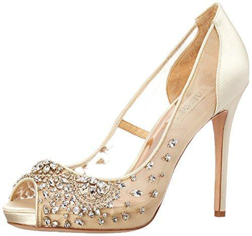 Bride Savvy LLC -Your Bride Box Badgley Mischka  Pepper Pump