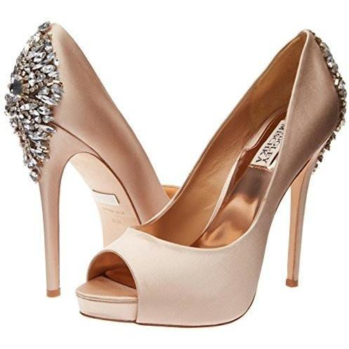 Bride Savvy LLC -Your Bride Box Badgley Mischka Women's Kiara Platform Pump
