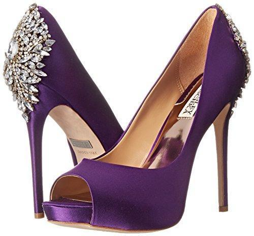 Bride Savvy LLC -Your Bride Box Badgley Mischka Women's Kiara Platform Pump (s)