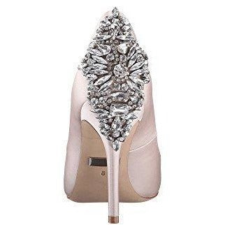 Bride Savvy LLC -Your Bride Box Badgley Mischka Women's Nilla Dress Pump