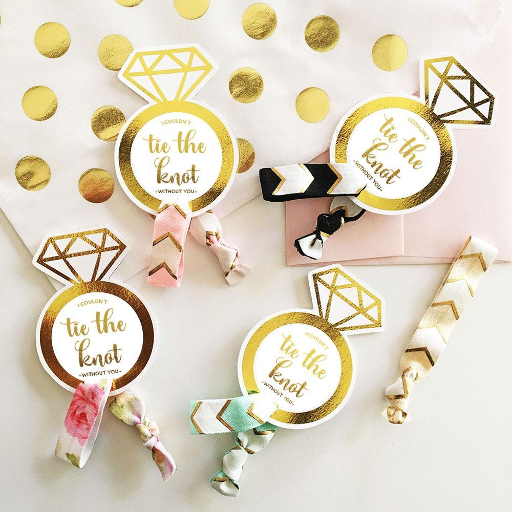 Bride Savvy LLC -Your Bride Box Bridal Hair Tie
