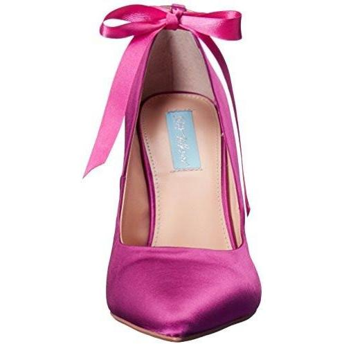 Bride Savvy LLC -Your Bride Box shoe Blue by Betsey Johnson Bri Dress Pump
