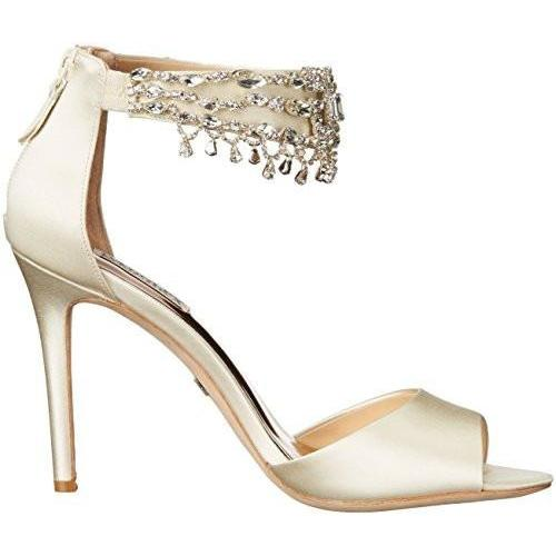 Bride Savvy LLC -Your Bride Box Shoes Badgley Mischka Denise Dress Sandal