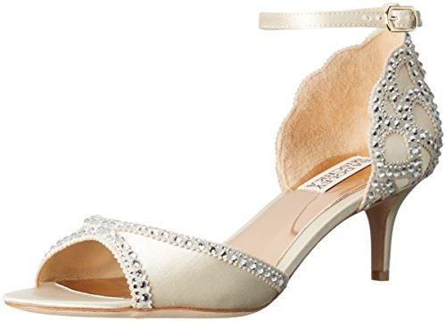 Bride Savvy LLC -Your Bride Box Shoes Badgley Mischka Gillian Dress Sandal