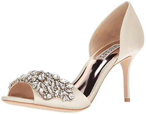 Bride Savvy LLC -Your Bride Box Shoes Badgley Mischka Hansen Pump