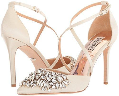 Bride Savvy LLC -Your Bride Box shoes Badgley Mischka Harlen Dress Pump