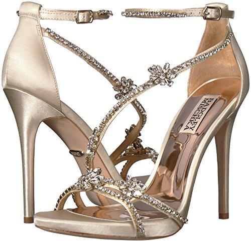 Bride Savvy LLC -Your Bride Box Shoes Badgley Mischka Hodge Heeled Sandal