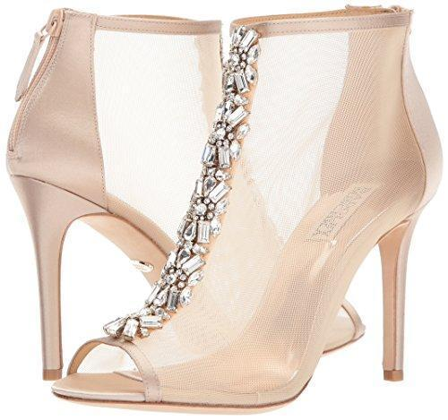 Bride Savvy LLC -Your Bride Box Shoes Badgley Mischka Moss Ankle Boot